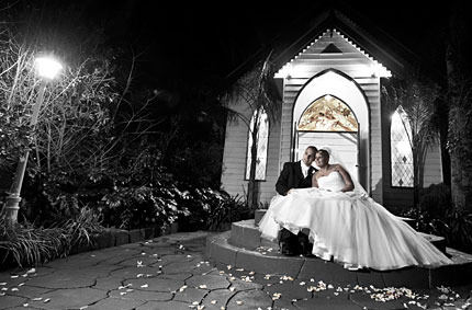 Wedding Reception Venues with Onsite Chapels