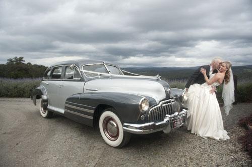 Forest Edge Wedding Photos