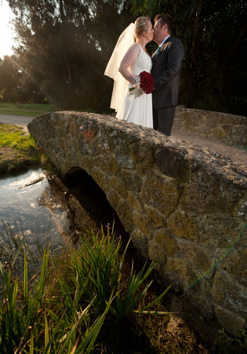 Wedding Photography at Melbourne's Cranbourne Golf Club