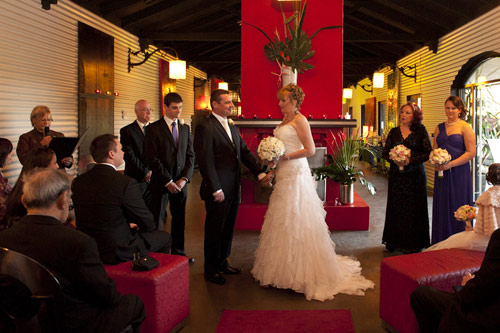 A broad overview of wedding ceremony at All Smiles Function Venue