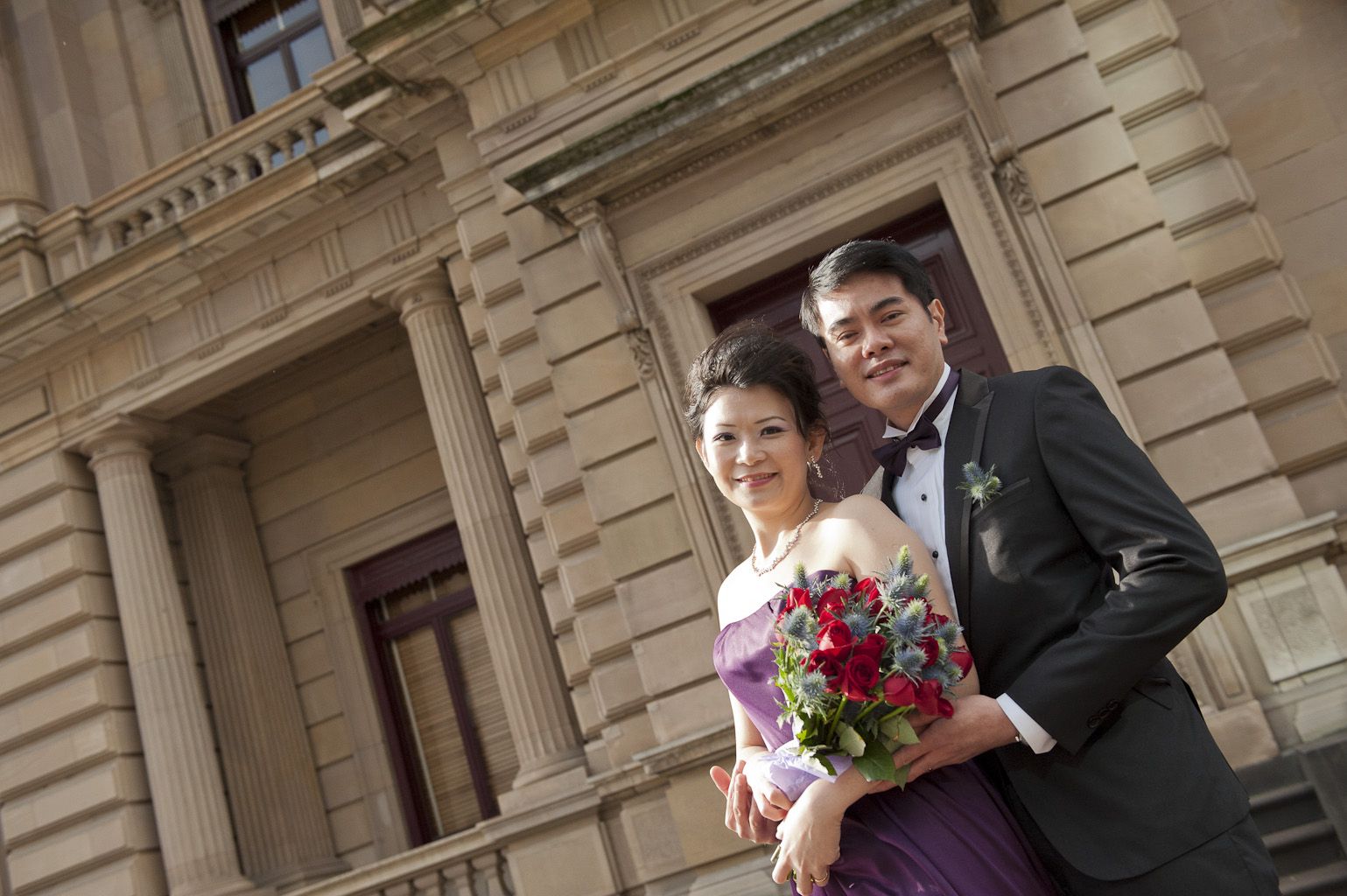 Registry Office Wedding Photography Package- $390